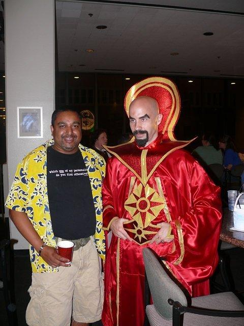 Mark and Ming the Merciless