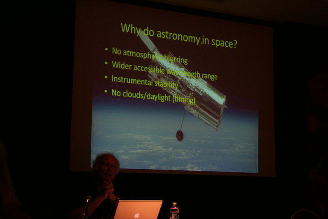 Great Observatories update