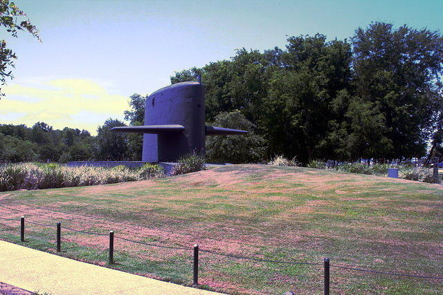 Cold War Submarine Memorial