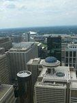 Atlanta from 47 floors up