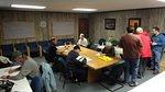 Amateur radio license test session