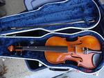 My garage sale viola